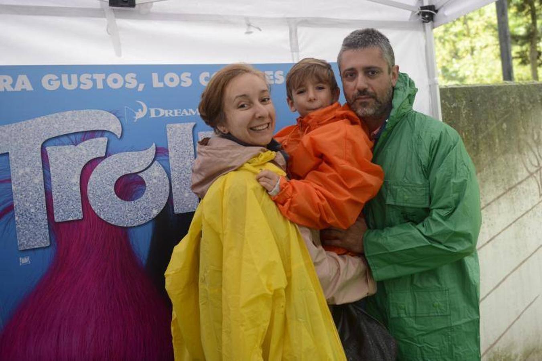 En imágenes: Día de las familias en el Zoo