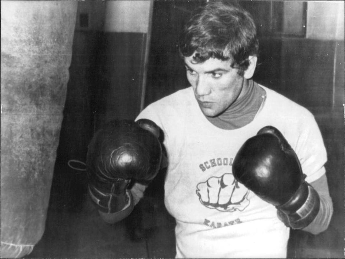Adiós a «Perico» Fernández, leyenda del boxeo español