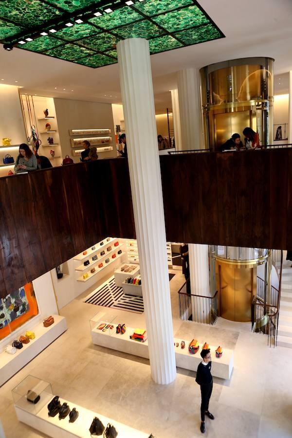Así es Casa Loewe, la nueva tienda de la marca en Madrid