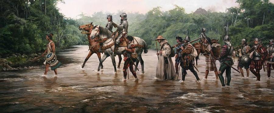 Las batallas más épicas de la historia de España, desde la perspectiva de Augusto Ferrer-Dalmau