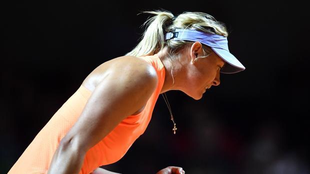 Así ha sido el regreso de Maria Sharapova