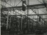 Interior de las primeras instalaciones donde se fabricaban los Dodge