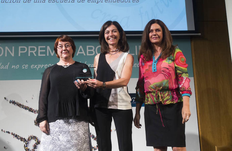 Las mejores imágenes de la gala de entrega de los Premios ABC Solidario