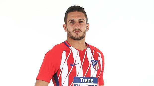 Las nuevas camisetas del Atlético