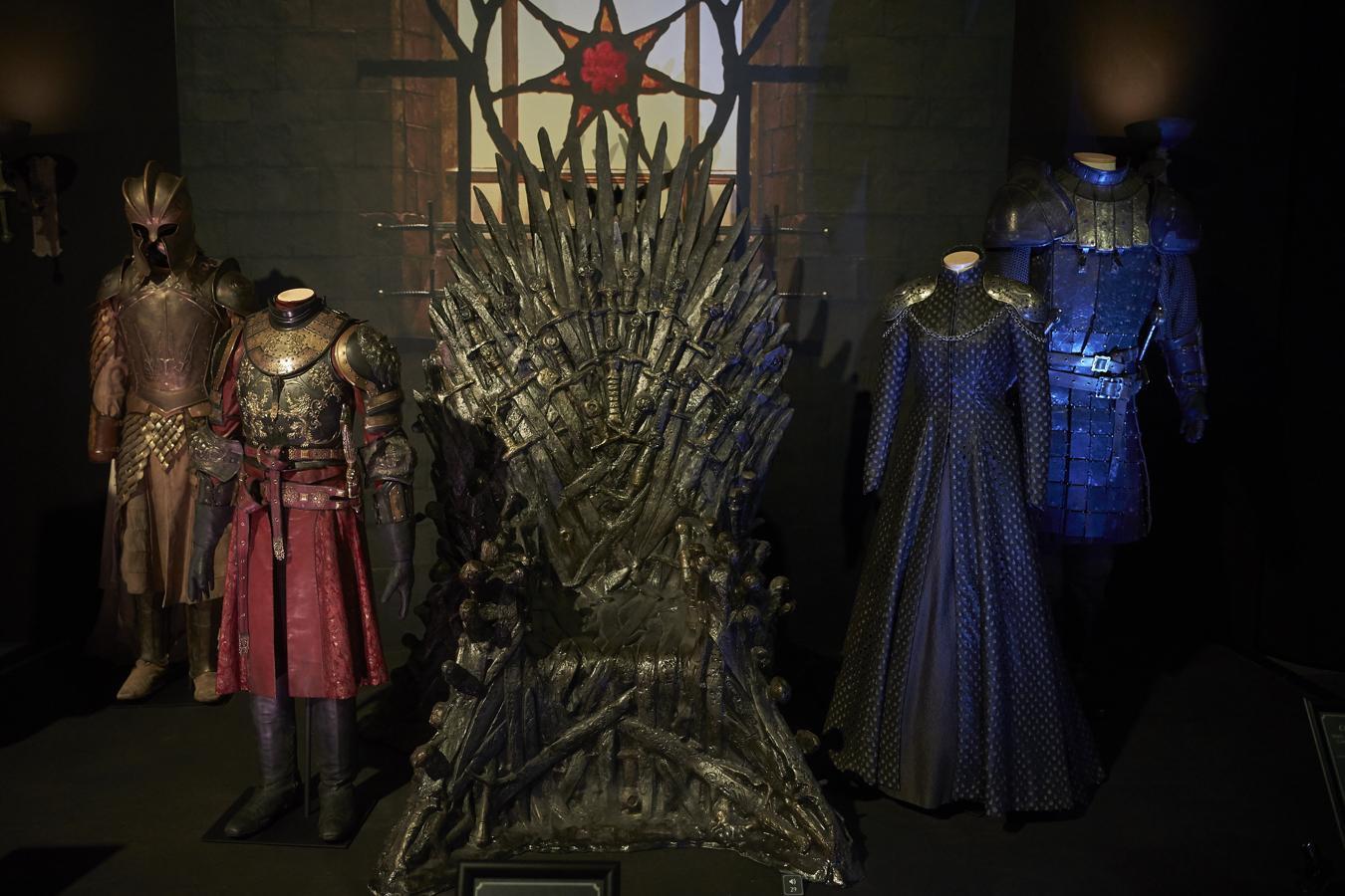 Los trajes de los protagonistas de «Juego de Tronos»
