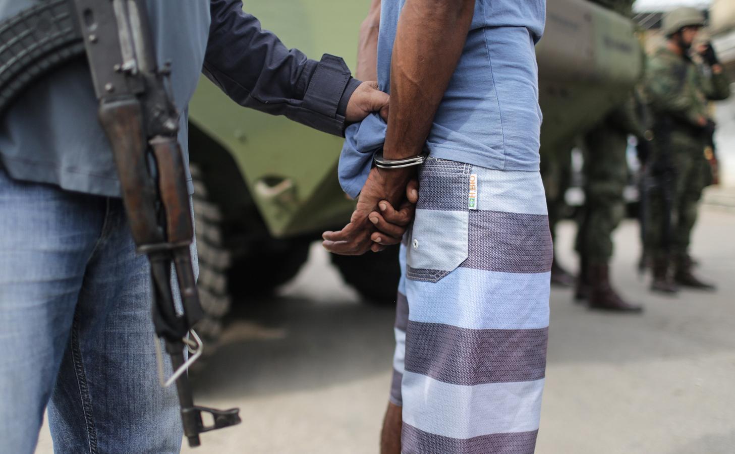 Las autoridades brasileñas han intervenido en las favelas brasileñas para detener la ola de violencia surgida en las últimas semanas