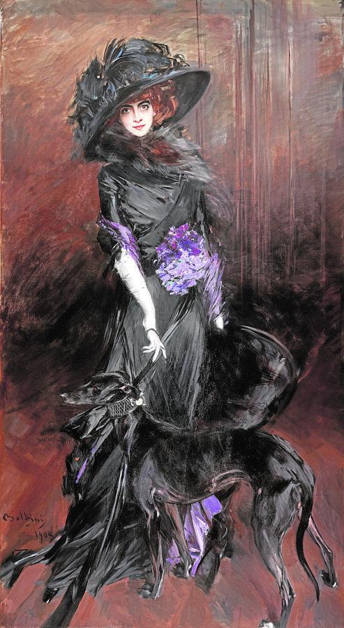 La marquesa Luisa Casati