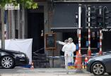 En imágenes: un hombre mata a tres personas en Lieja (Bélgica), entre ellos dos policías