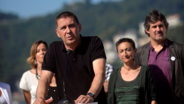 Arnaldo Otegi, secretario general de Sortu