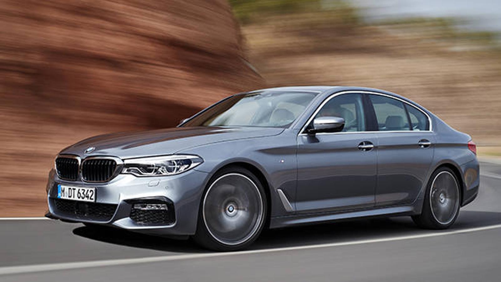 Nueva Serie 5 de BMW