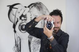 De Puertas Adentro: En el estudio de Juan Francisco Casas