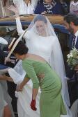 La boda de Eva González y Cayetano Rivera en imágenes