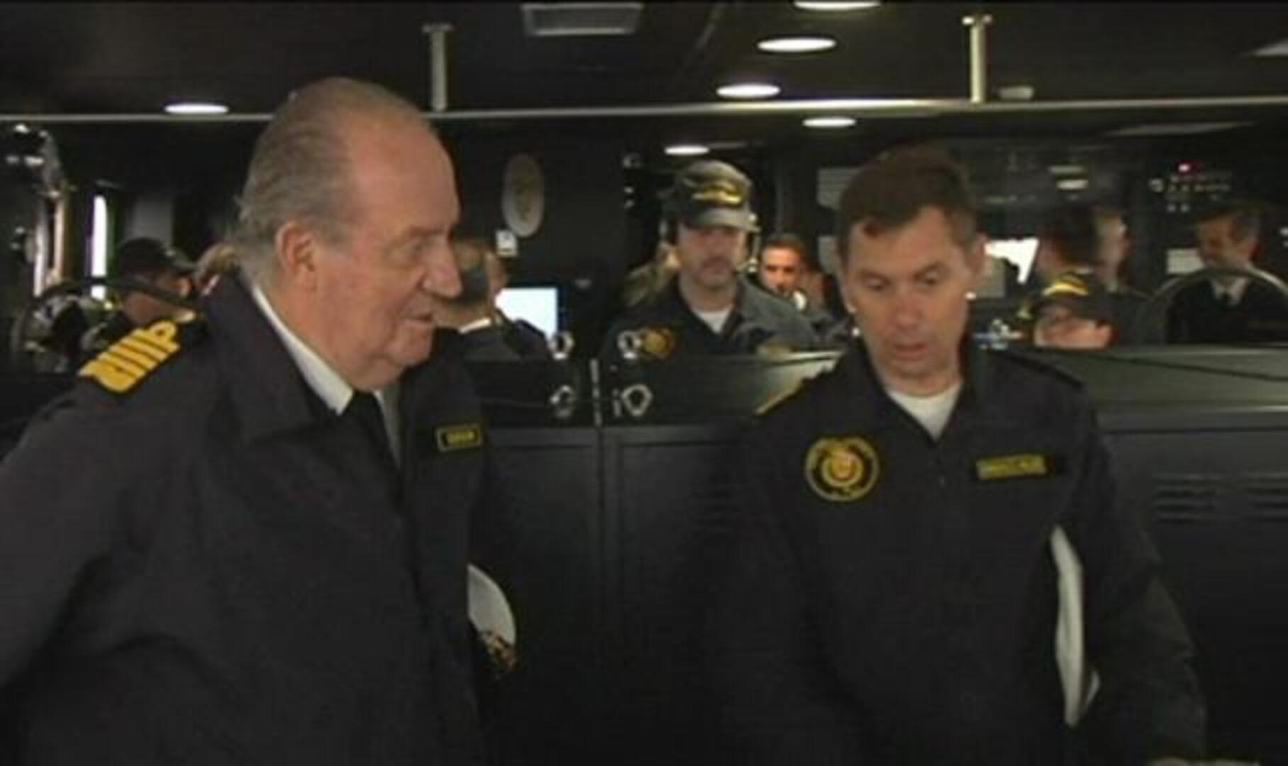 El Rey visita Algeciras