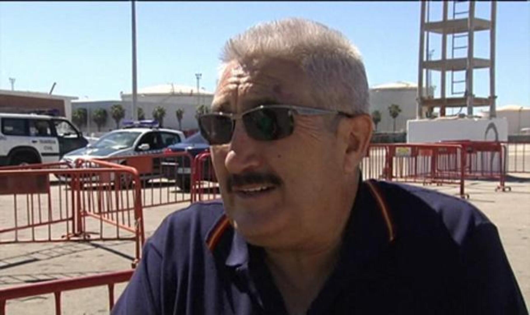 El Rey apoya a la Guardia Civil en Gibraltar