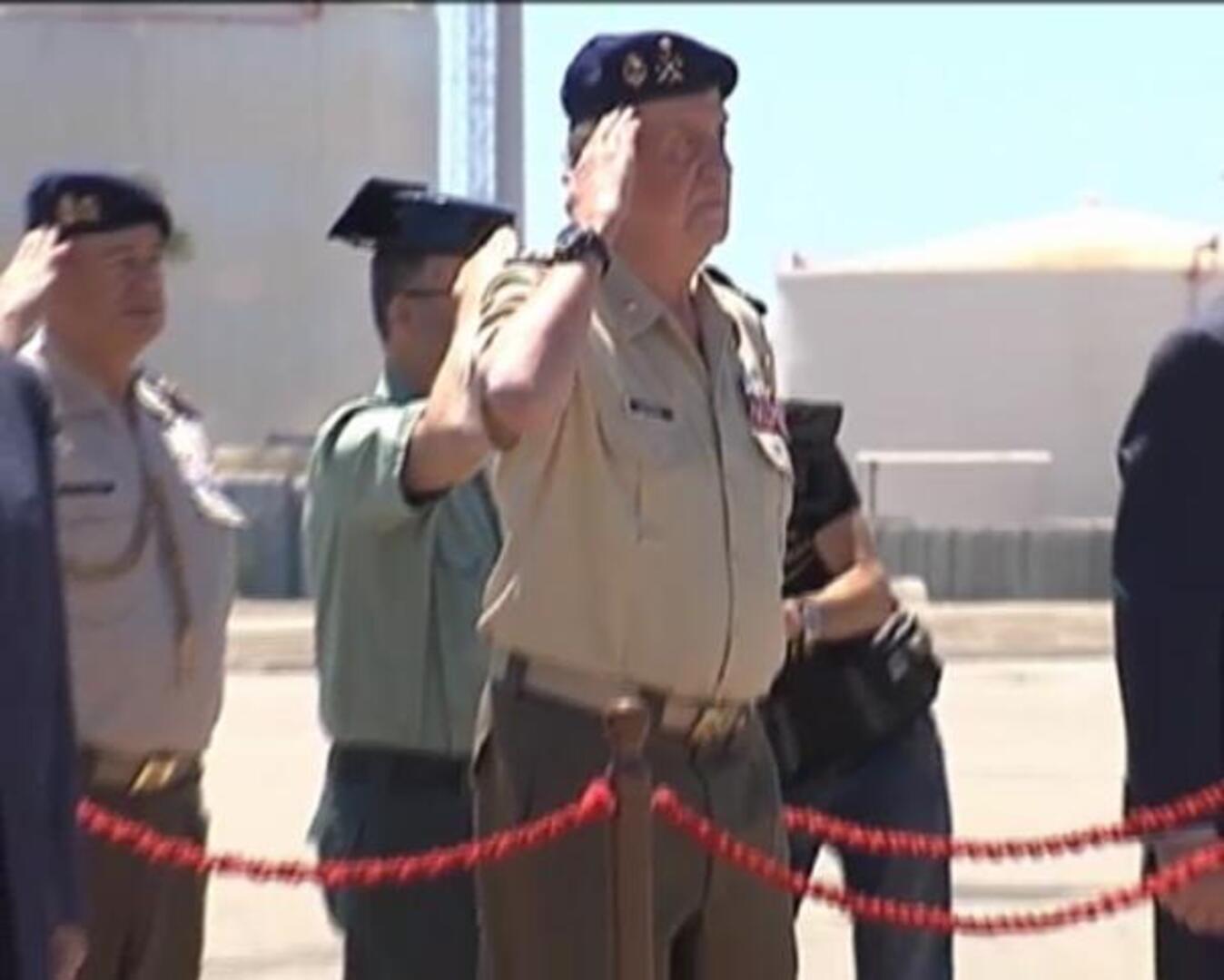Rey apoya a la Guardia Civil en las aguas de Gibraltar