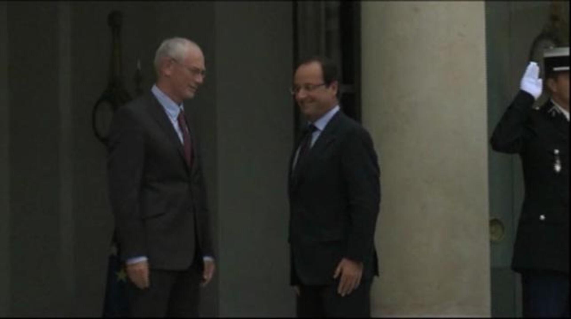 Hollande anuncia el mayor ajuste en Francia