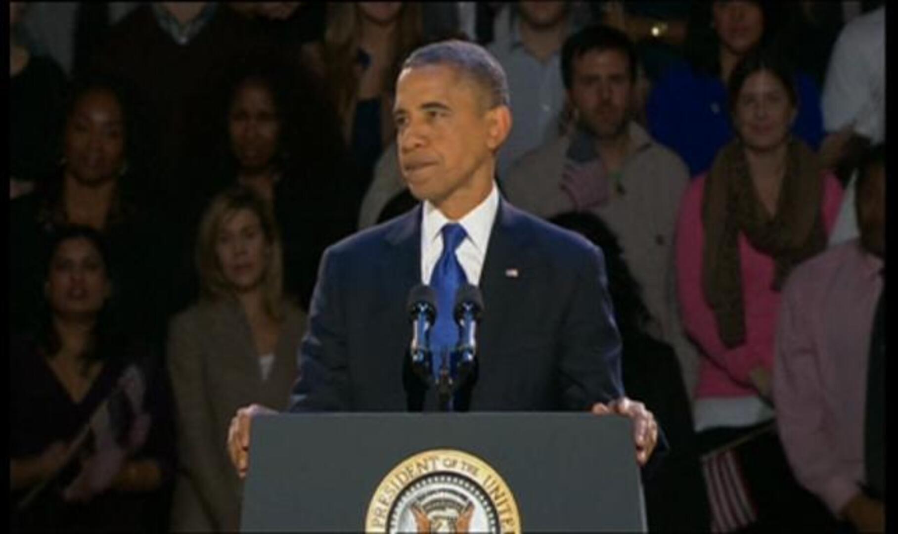Estados Unidos vuelve a confiar en Obama