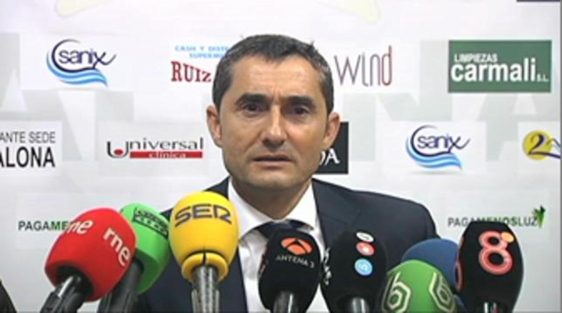 """Valverde: """"Raúl García nos informó de su sanción cuando llegó"""""""