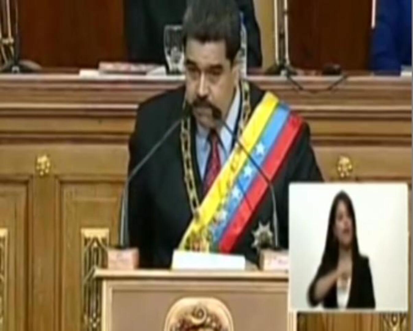 Maduro evitará la privatización de proyectos sociales