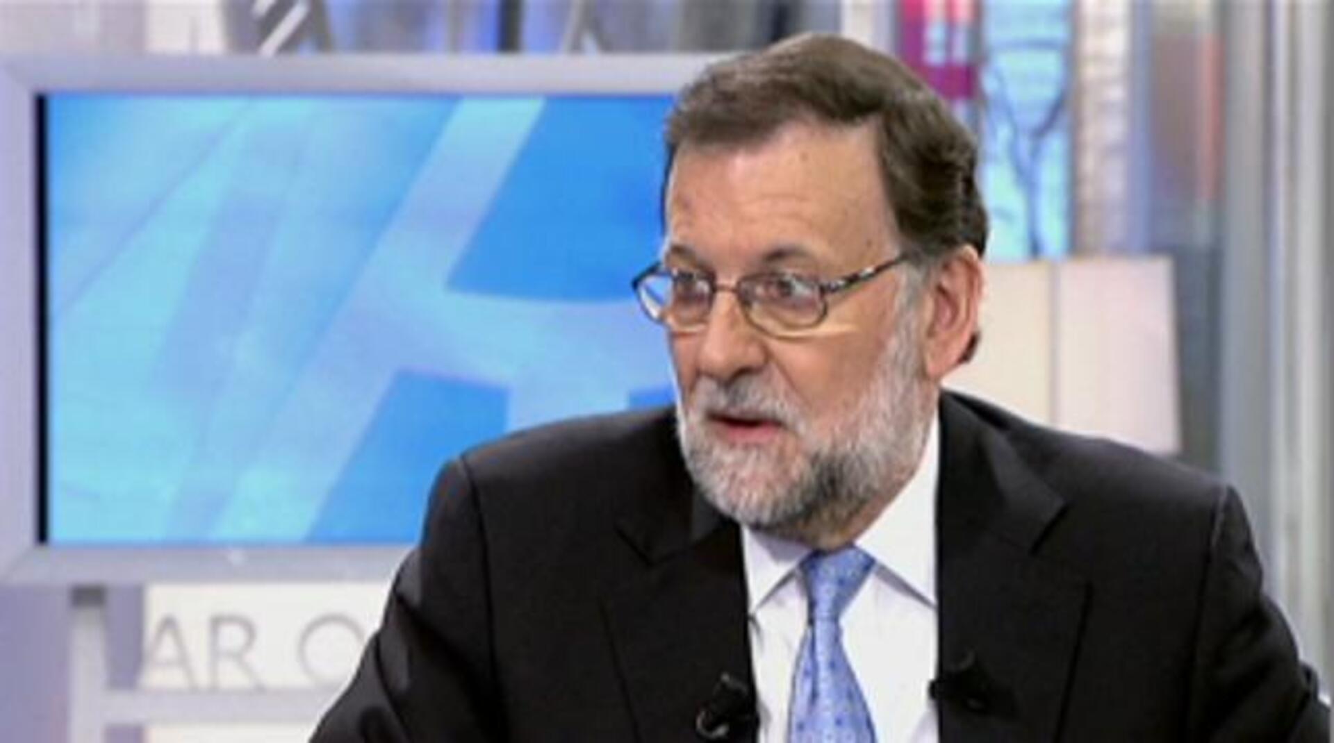 """Rajoy: """"No hay nadie involucrado en un caso de corrupción que no esté apartado del PP"""""""