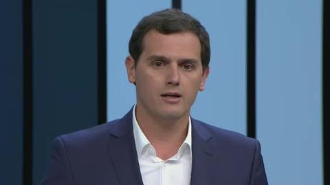 Rivera asegura que Rajoy recibió 343.000 euros de las cuentas de Bárcenas