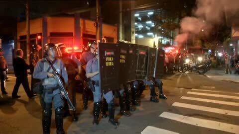 Segunda noche de disturbios en varias ciudades de Brasil