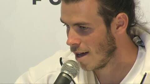 """Bale: """"Es importante ganar la Liga, hace tiempo que no la ganamos"""""""
