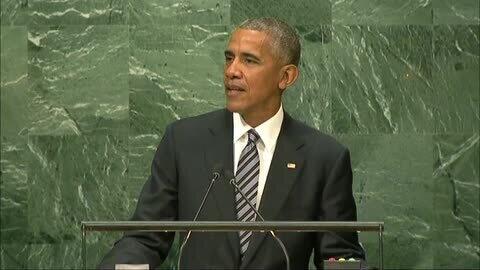 Obama manda un 'recado' a Putin por su intervención en Siria en la Asamblea de la ONU