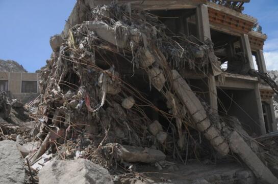 La catástrofe de Leh