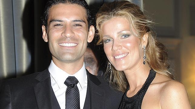 boda por sorpresa de la ex de alejandro sanz y el futbolista rafa