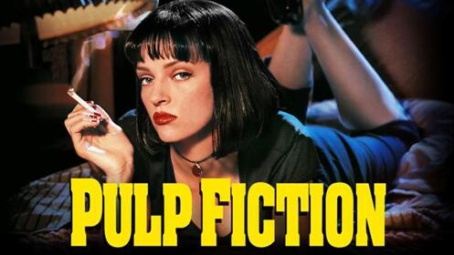 Entradas Autocine Madrid Race: Pulp Fiction