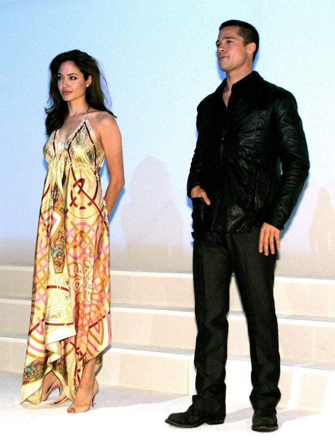 Doce años después de vida en común, Angelina Jolie ha decidido separarse de Brad Pitt, con quien se casó en el 2014