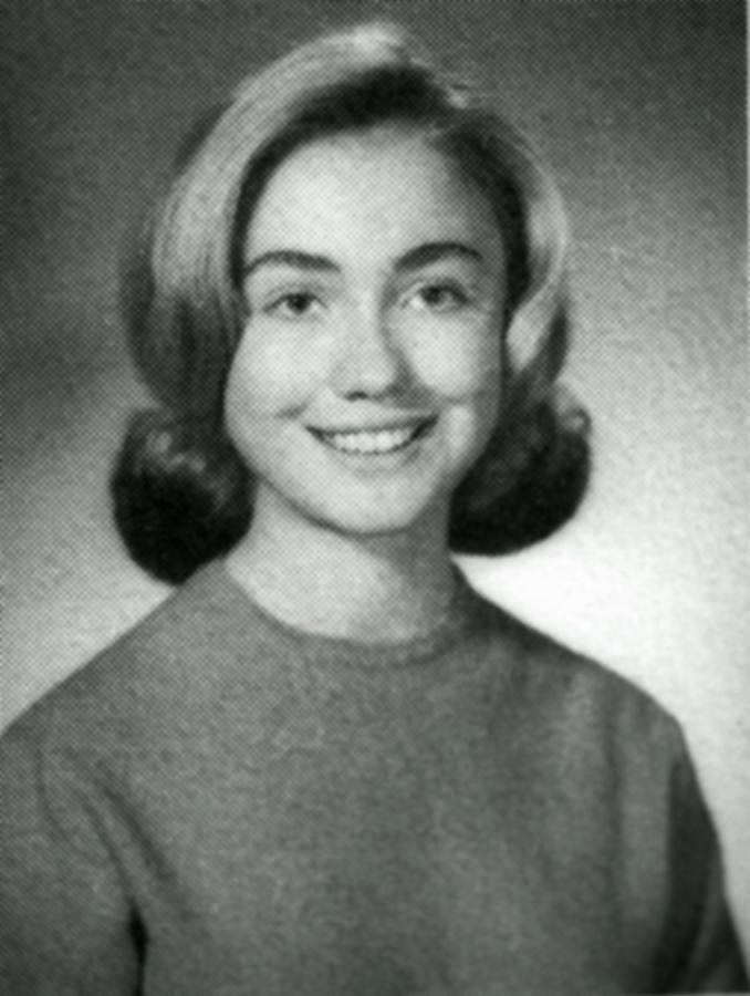 Hillary Clinton nació el 26 de octubre de 1947, en Chicago, Illinois