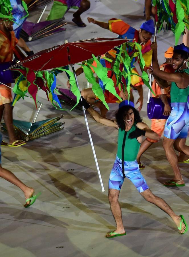 La playa carioca