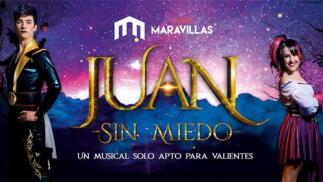 Entradas Juan sin miedo Madrid