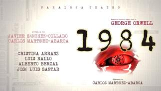 Entradas 1984 de George Orwell (Madrid)