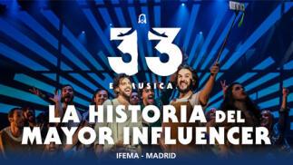 Entradas 33 El Musical Madrid