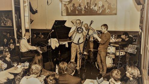Entradas Canal Street Jazz Band Madrid