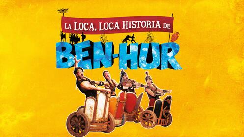 Entradas Ben-Hur Madrid