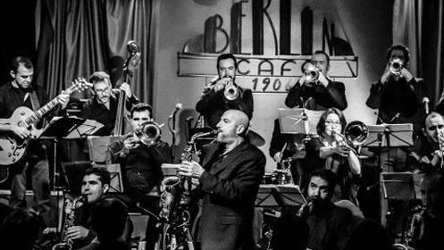 Entradas Bob Sands Big Band Café Berlín