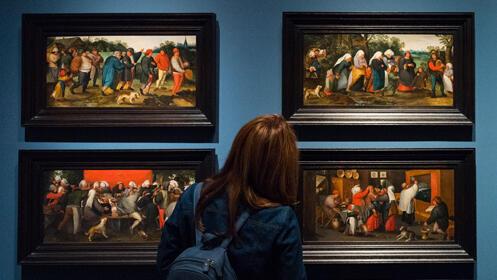 Entradas Brueghel Madrid