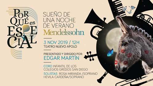 Entradas Camerata Musicalis Madrid - Mendelssohn