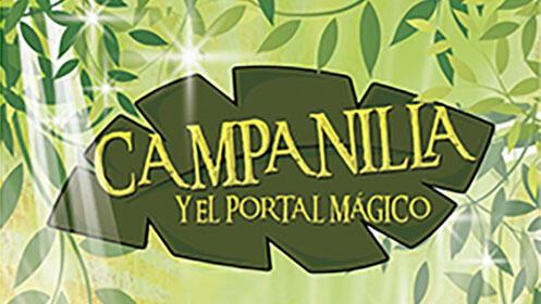 Entradas Campanilla y el portal mágico Madrid