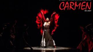 Entradas Ballet Carmen de Bizet