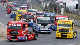 Entradas Campeonato de Camiones Jarama