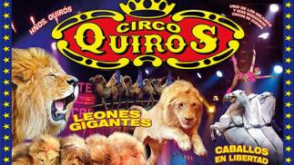 Entradas Circo Quirós Guadalajara