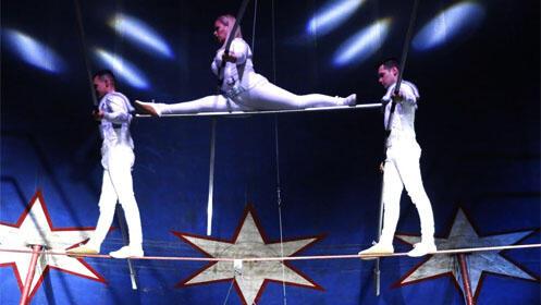 Entradas Circo Quirós Madrid