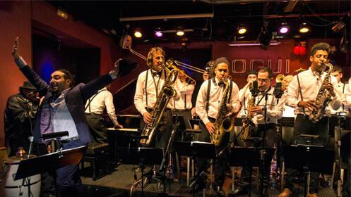 Entradas CMQ Big Band Cafe Berlín