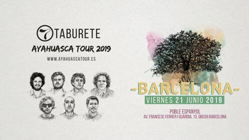 Entradas Taburete Barcelona