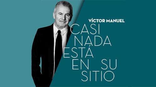 Entradas Concierto Víctor Manuel Madrid